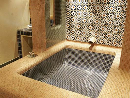 FH-DENAEYER | Wellness Center Tegels Mozaiek Stoomcabines-Hammam ...